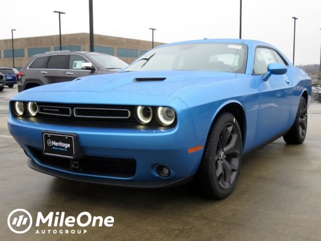 New 2019 Dodge Challenger SXT Coupe Owings Mills