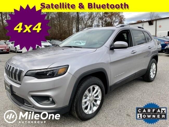 Used 2019 Jeep Cherokee Latitude 4x4 SUV Owings Mills