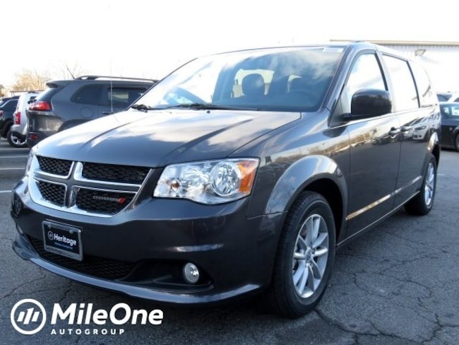 New 2019 Dodge Grand Caravan SXT Passenger Van for sale in Baltimore, MD