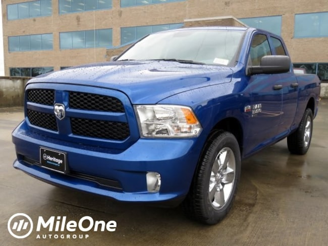 New 2019 Ram 1500 CLASSIC EXPRESS QUAD CAB 4X4 6'4 BOX Quad Cab Owings Mills