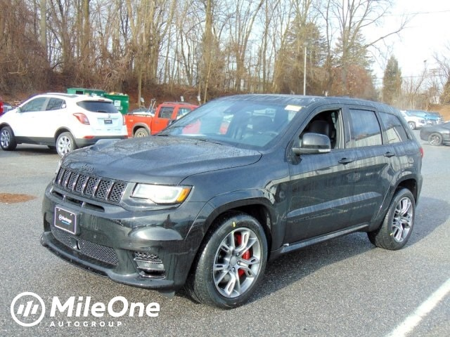 2018 Jeep Grand Cherokee SRT 4x4 SUV