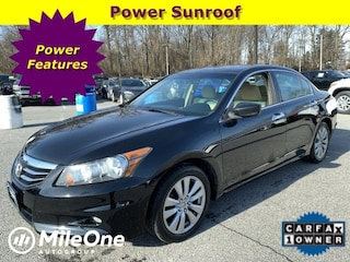 2012 Honda Accord 3.5 EX Sedan