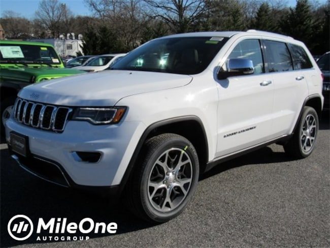 New 2019 Jeep Grand Cherokee LIMITED 4X4 Sport Utility Owings Mills