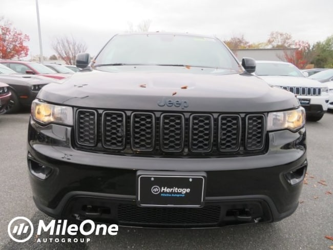 New 2019 Jeep Grand Cherokee UPLAND 4X4 Sport Utility Owings Mills