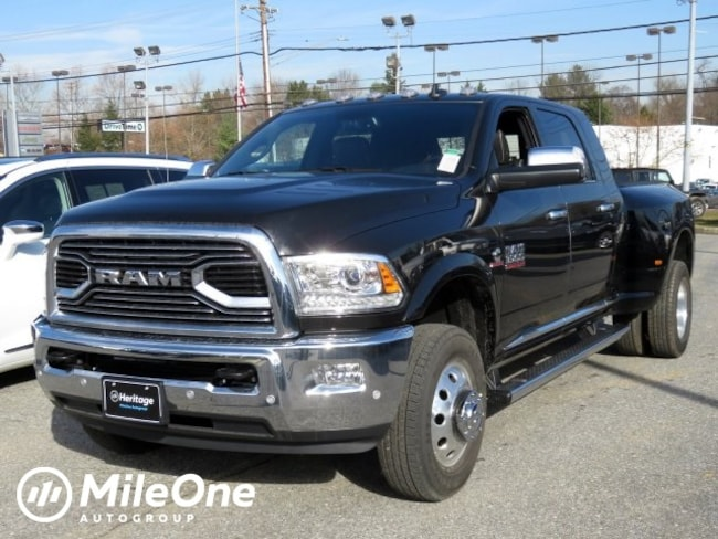 New 2018 Ram 3500 LIMITED MEGA CAB 4X4 6'4 BOX Mega Cab for sale in Baltimore, MD