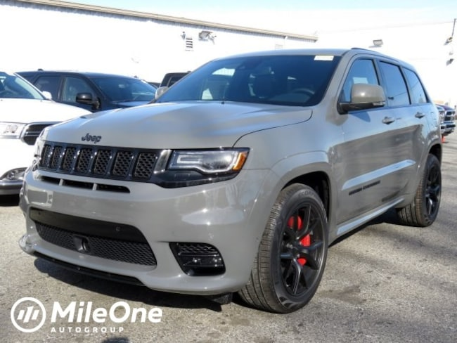 New 2019 Jeep Grand Cherokee SRT 4X4 Sport Utility Owings Mills