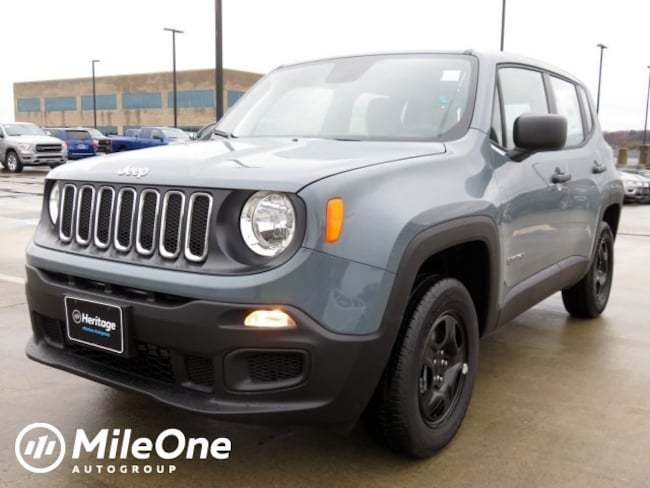 New 2018 Jeep Renegade SPORT 4X4 Sport Utility Owings Mills