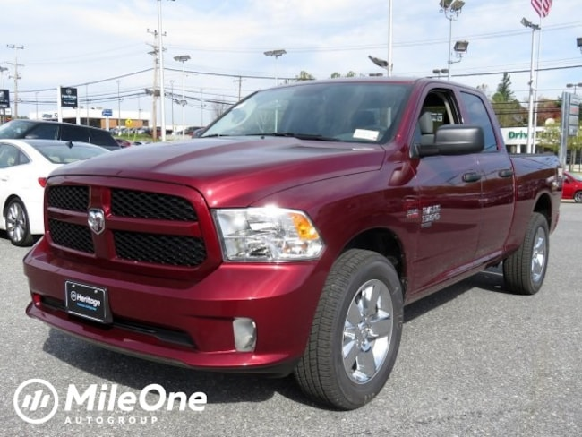 New 2019 Ram 1500 TRADESMAN QUAD CAB 4X4 Quad Cab Owings Mills