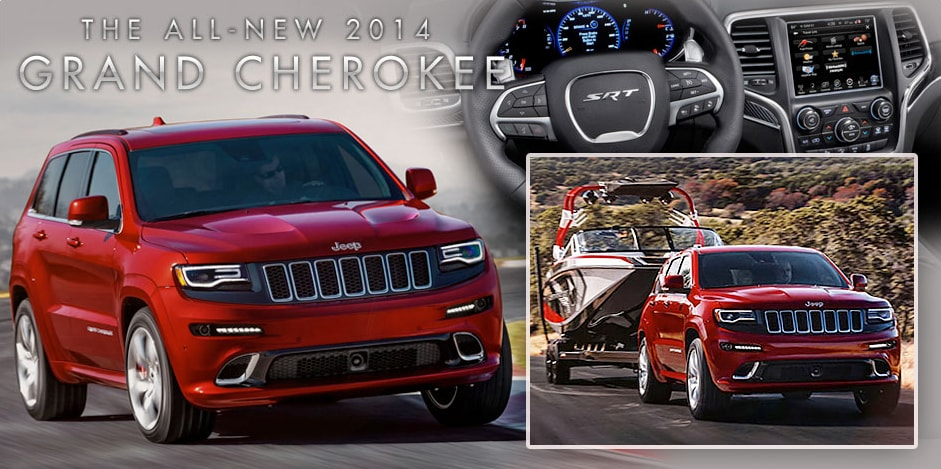 Good 2014 All New Jeep Grand Cherokee EcoDiesel