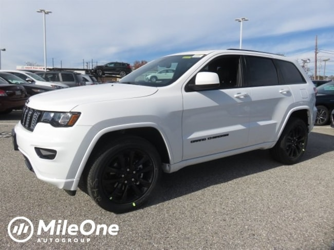 New 2019 Jeep Grand Cherokee ALTITUDE 4X4 Sport Utility Owings Mills