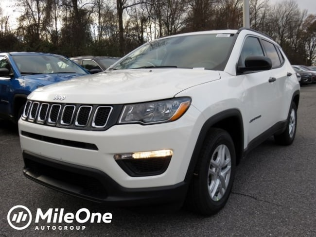 New 2019 Jeep Compass SPORT FWD Sport Utility Owings Mills