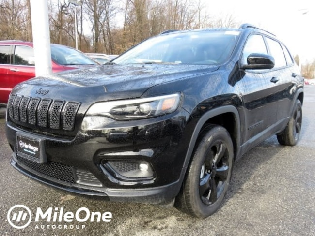 New 2019 Jeep Cherokee ALTITUDE 4X4 Sport Utility Owings Mills