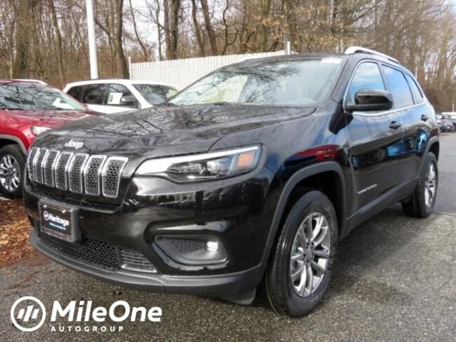 New 2019 Jeep Cherokee LATITUDE PLUS 4X4 Sport Utility Owings Mills