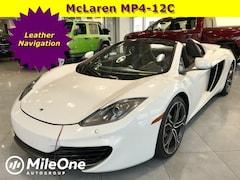 2014 McLaren MP4-12C Base