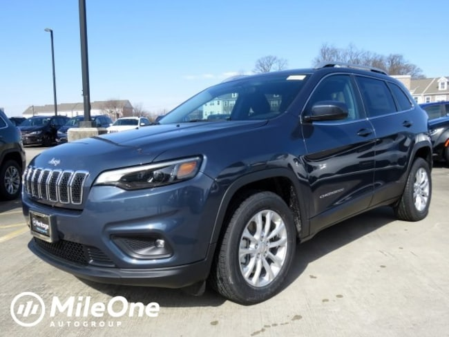 New 2019 Jeep Cherokee LATITUDE FWD Sport Utility Owings Mills