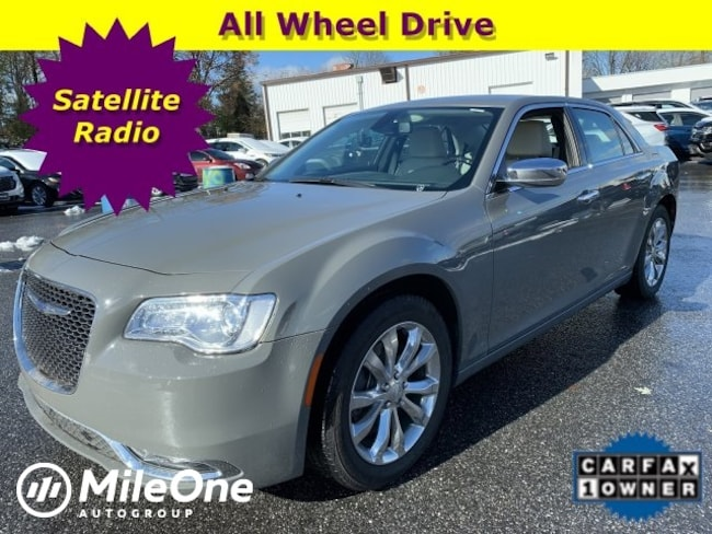 Used 2018 Chrysler 300 Limited Sedan Owings Mills