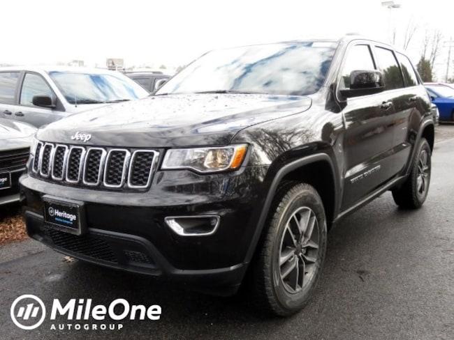 New 2019 Jeep Grand Cherokee LAREDO E 4X4 Sport Utility Owings Mills