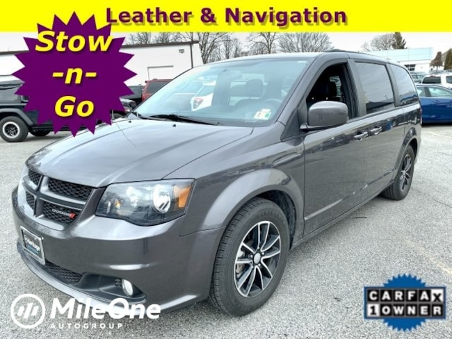 Used 2018 Dodge Grand Caravan GT Van Passenger Van Owings Mills