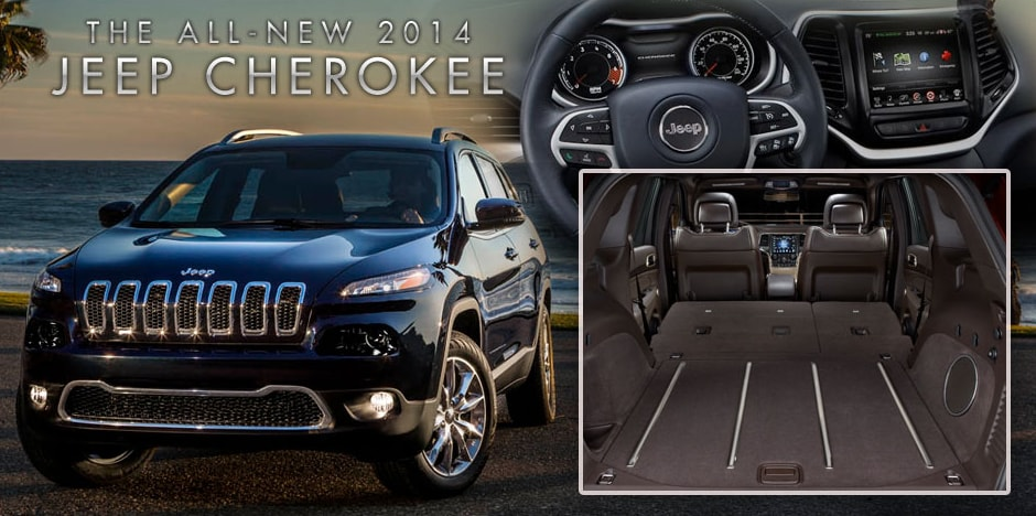 Amazing 2014 All New Jeep Cherokee