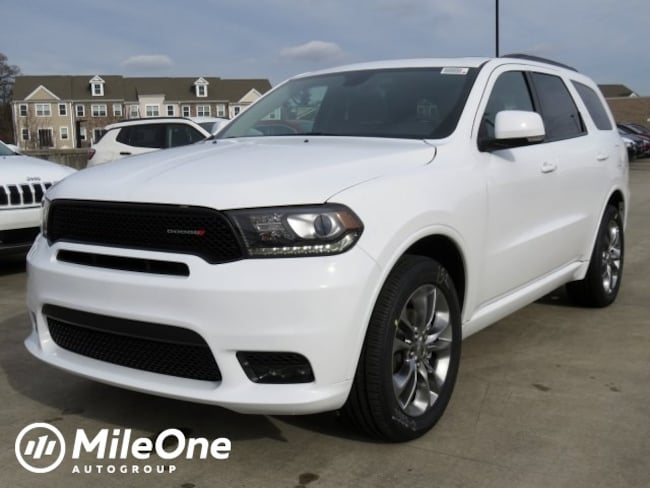 New 2019 Dodge Durango GT PLUS AWD Sport Utility for sale in Baltimore, MD