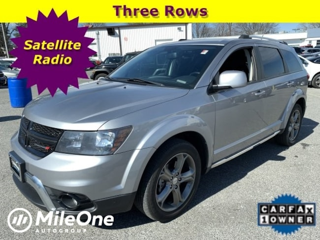 Used 2017 Dodge Journey Crossroad SUV Owings Mills