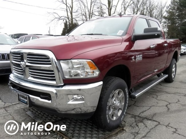 New 2018 Ram 2500 BIG HORN CREW CAB 4X4 6'4 BOX Crew Cab for sale in Baltimore, MD