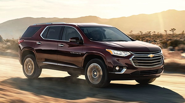 Review: 2018 Chevrolet Traverse