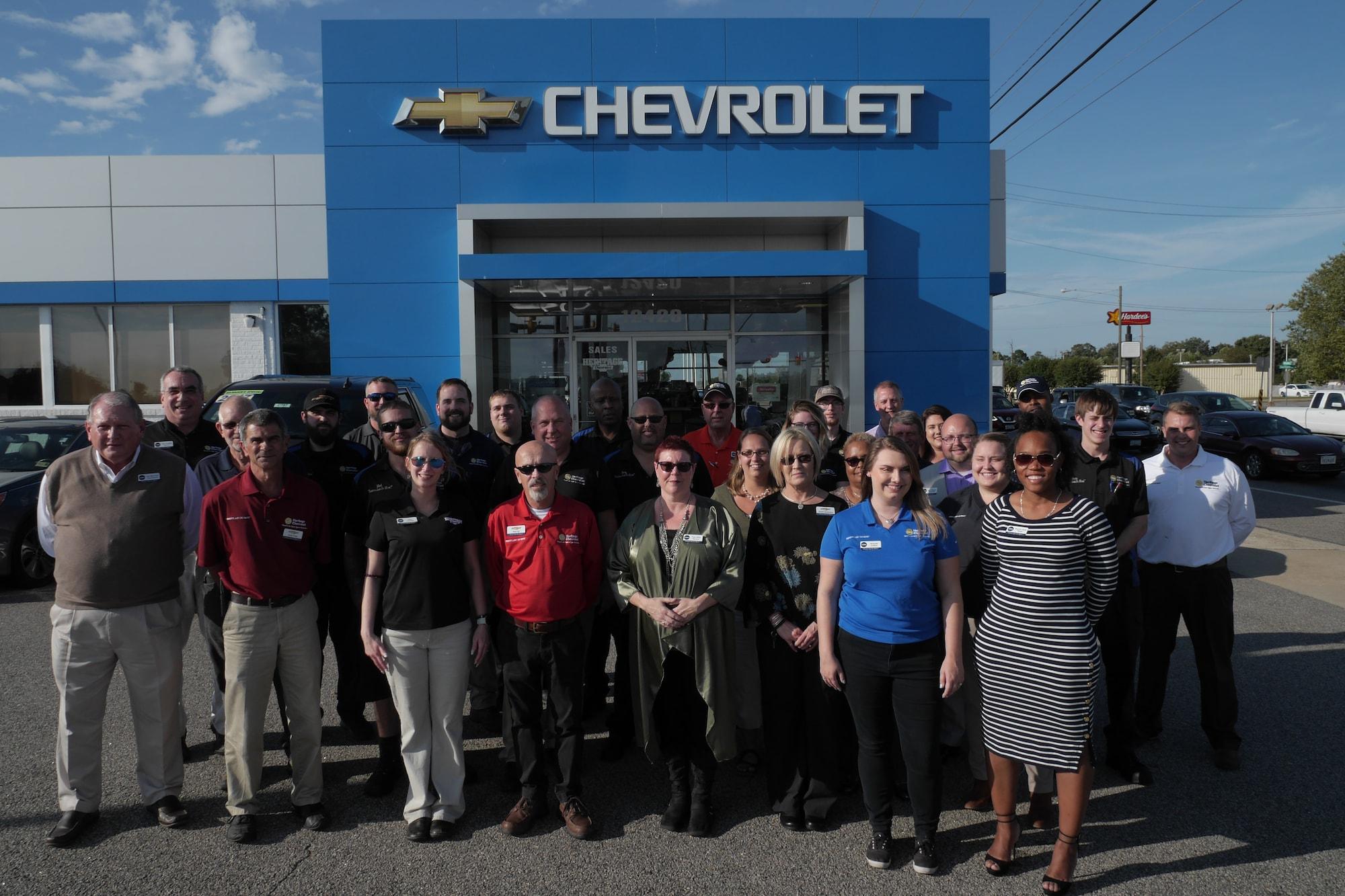Richmond & Chester, VA Chevrolet Dealer | CMA's Colonial ...