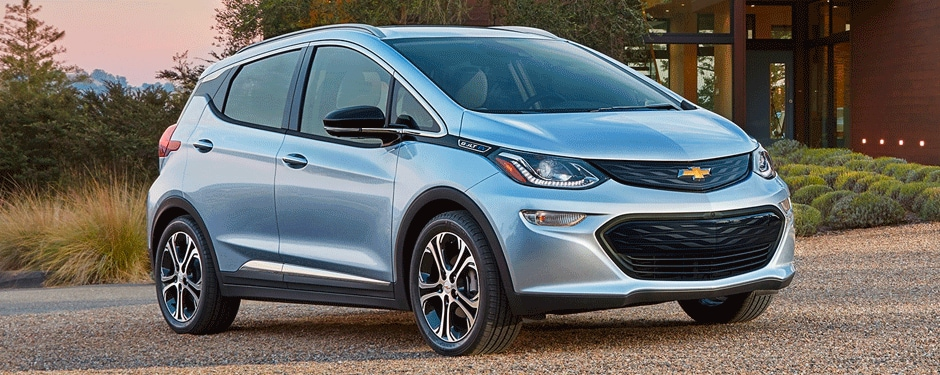 Review: 2017 Chevrolet Bolt EV Wagon