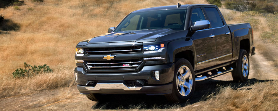 Review: 2018 Chevrolet Silverado 1500