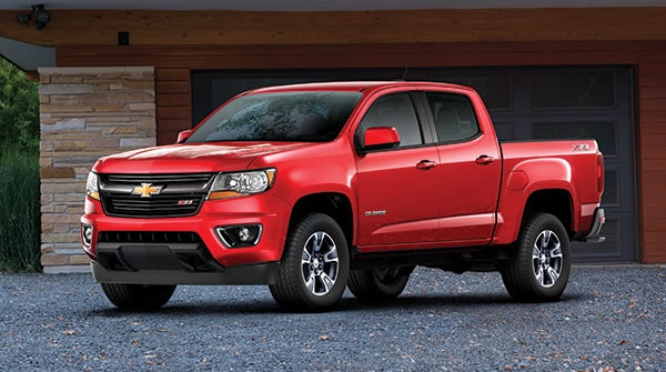 Review: 2018 Chevrolet Colorado
