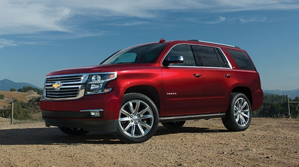 Review: 2018 Chevrolet Tahoe