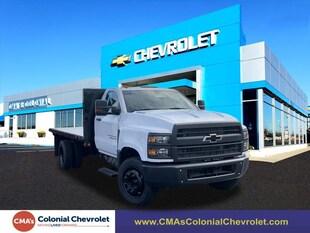 2019 Chevrolet Silverado Medium Duty 4500 Work Truck Truck Regular Cab