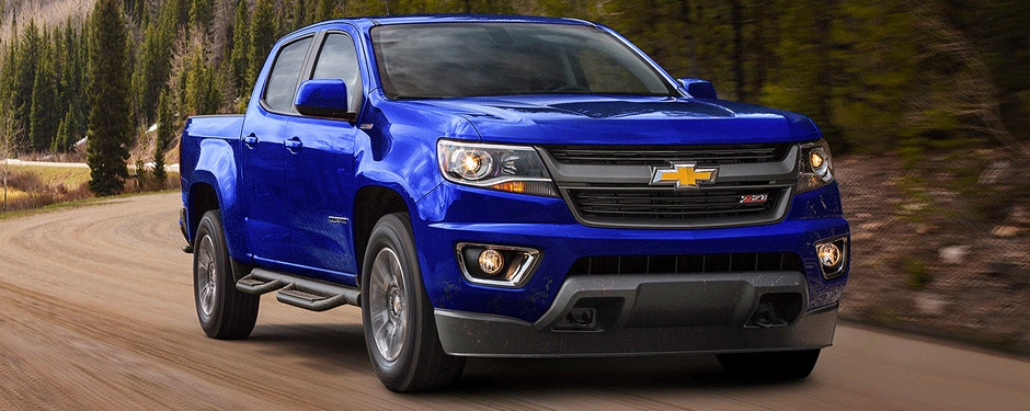 2017 Chevrolet Colorado Review