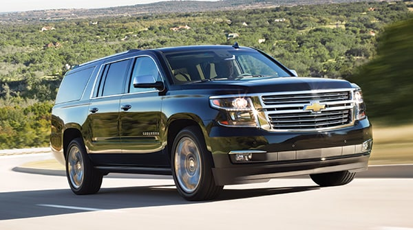 Review: 2018 Chevrolet Suburban