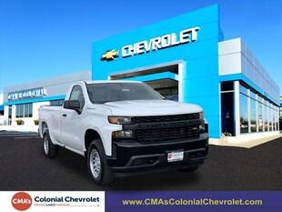 2020 Chevrolet Silverado 1500 Work Truck Truck Regular Cab