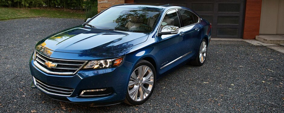 Review: 2018 Chevrolet Impala