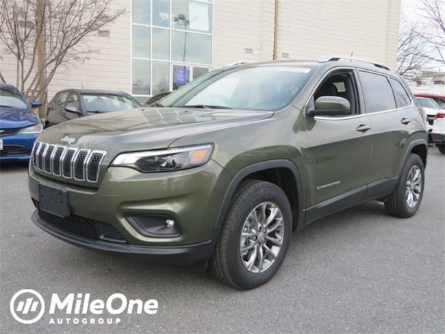 New 2019 Jeep Cherokee LATITUDE PLUS 4X4 Sport Utility for sale in Baltimore, MD