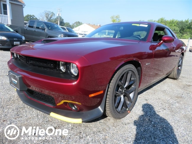 New 2019 Dodge Challenger R/T Coupe Owings Mills