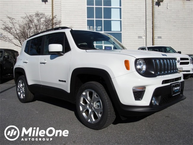 New 2019 Jeep Renegade LATITUDE 4X4 Sport Utility for sale in Baltimore, MD