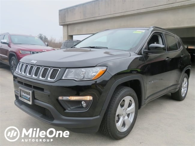 New 2019 Jeep Compass LATITUDE 4X4 Sport Utility for sale in Baltimore, MD