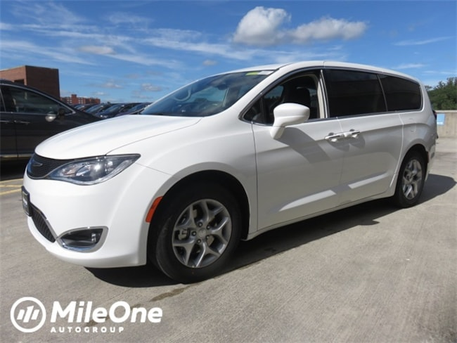 New 2019 Chrysler Pacifica TOURING PLUS Passenger Van for sale in Baltimore, MD