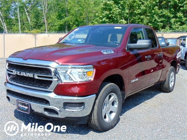 New 2019 Ram 1500 TRADESMAN QUAD CAB 4X4 6'4 BOX Quad Cab for sale in Baltimore, MD