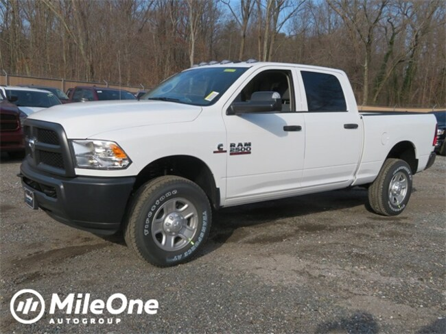 New 2018 Ram 2500 TRADESMAN CREW CAB 4X4 6'4 BOX Crew Cab for sale in Baltimore, MD