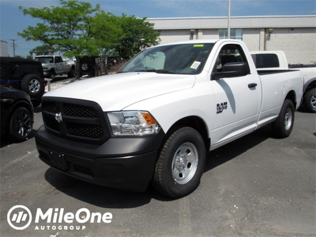 New 2019 Ram 1500 CLASSIC TRADESMAN REGULAR CAB 4X2 8' BOX Regular Cab for sale in Baltimore, MD