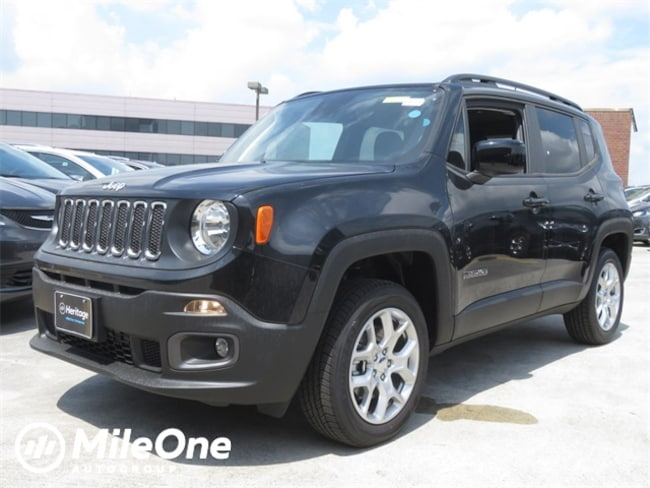 New 2018 Jeep Renegade LATITUDE 4X4 Sport Utility for sale in Baltimore, MD