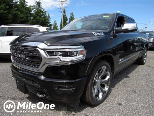 New 2019 Ram 1500 LIMITED CREW CAB 4X4 6'4 BOX Crew Cab for sale in Baltimore, MD