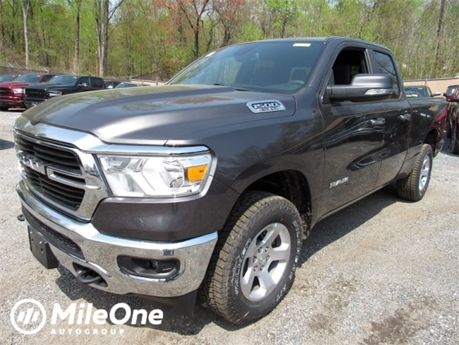 New 2019 Ram 1500 BIG HORN / LONE STAR QUAD CAB 4X4 6'4 BOX Quad Cab for sale in Baltimore, MD