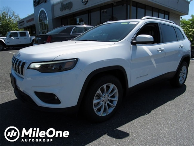 New 2019 Jeep Cherokee LATITUDE FWD Sport Utility for sale in Baltimore, MD