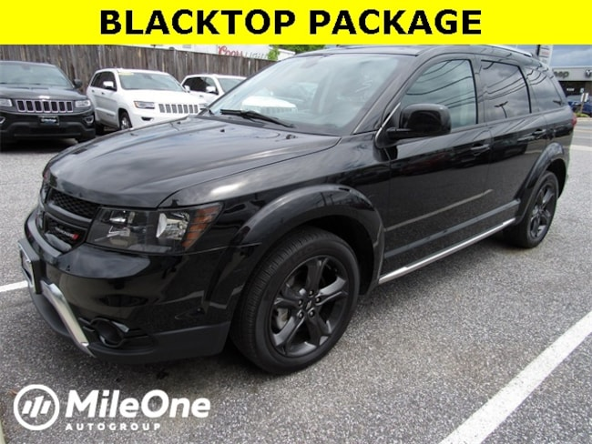 Used 2018 Dodge Journey Crossroad SUV for sale in Baltimore